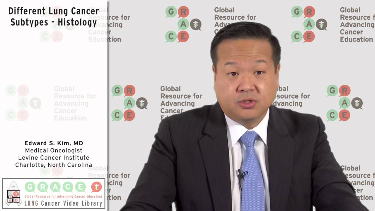 Embedded thumbnail for Lung Cancer Video Library - Different Lung Cancer Subtypes - Histology