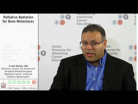 Embedded thumbnail for Lung Cancer Video Library - Palliative Radiation for Bone Metastases