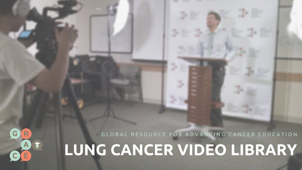 Embedded thumbnail for Lung Cancer Video Library - Das - The Role of Immunotherapy for Unresectable Stage 3 NSCLC Today