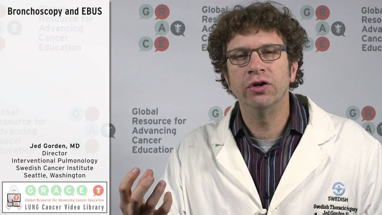 Embedded thumbnail for Lung Cancer Video Library - Bronchoscopy and EBUS