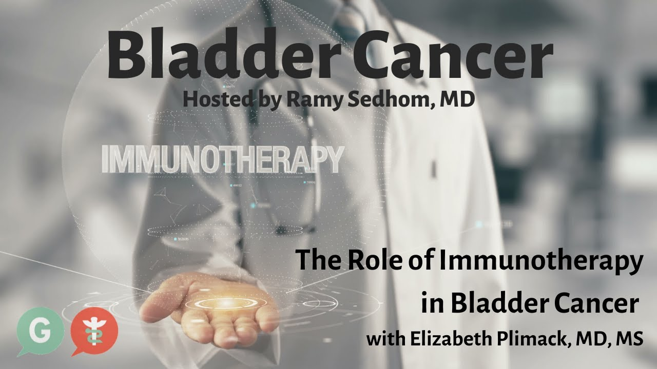 Embedded thumbnail for The Role of Immunotherapy in Bladder Cancer