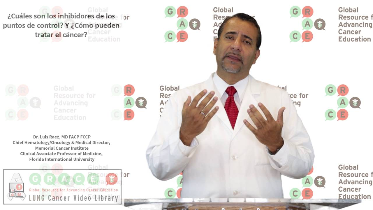 Embedded thumbnail for Lung Cancer Video Library - Spanish Language: Video #24 What are Immune Checkpoint Inhibitors, and How Can They Treat Cancer?
