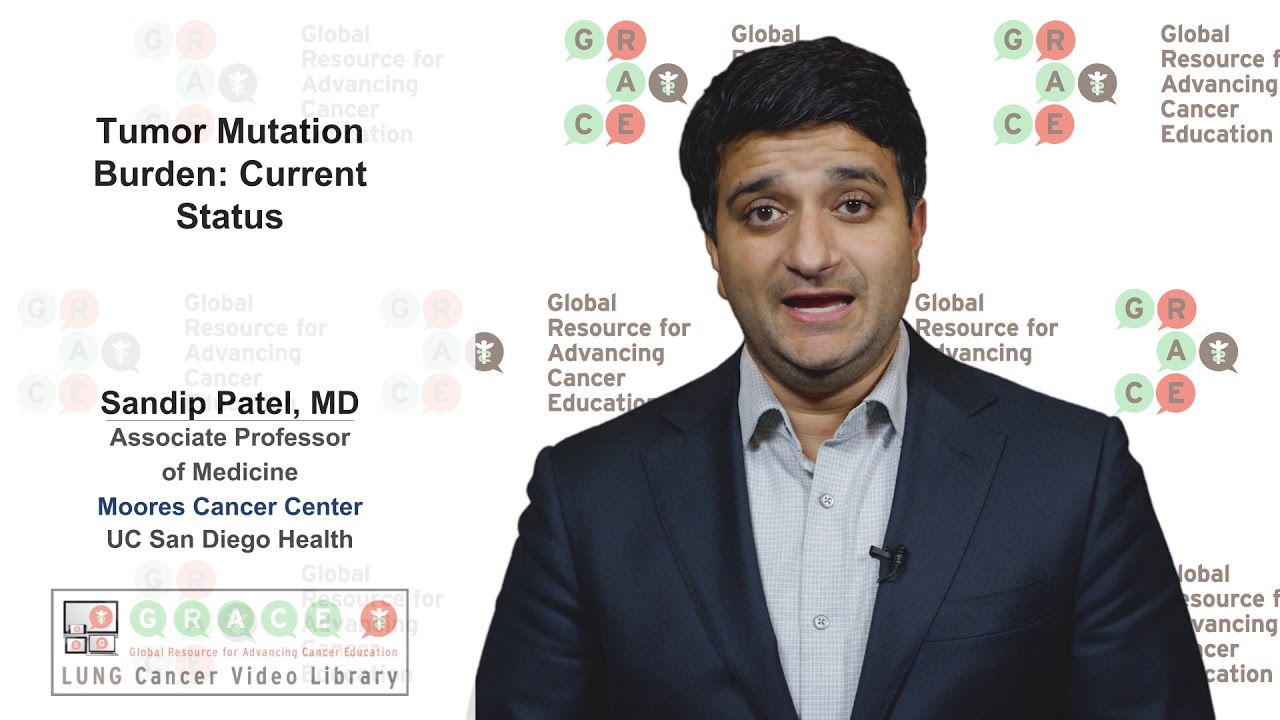 Embedded thumbnail for Lung Cancer Video Library - Tumor Mutation Burden: Current Status